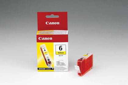 Canon BCI-6Y Yellow