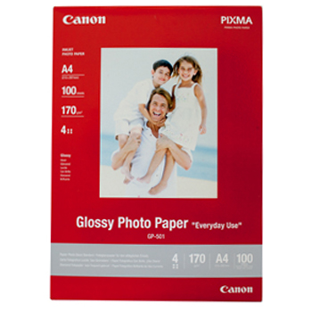Canon GP-501 A4 210g/m2  100 sheets