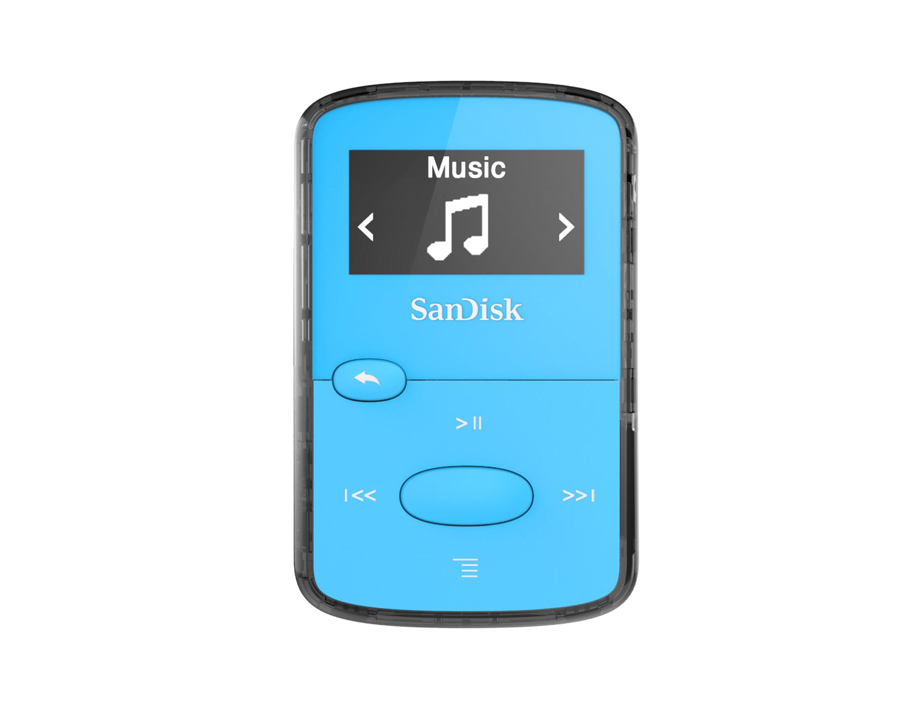 SanDisk Clip Jam 8GB Blue