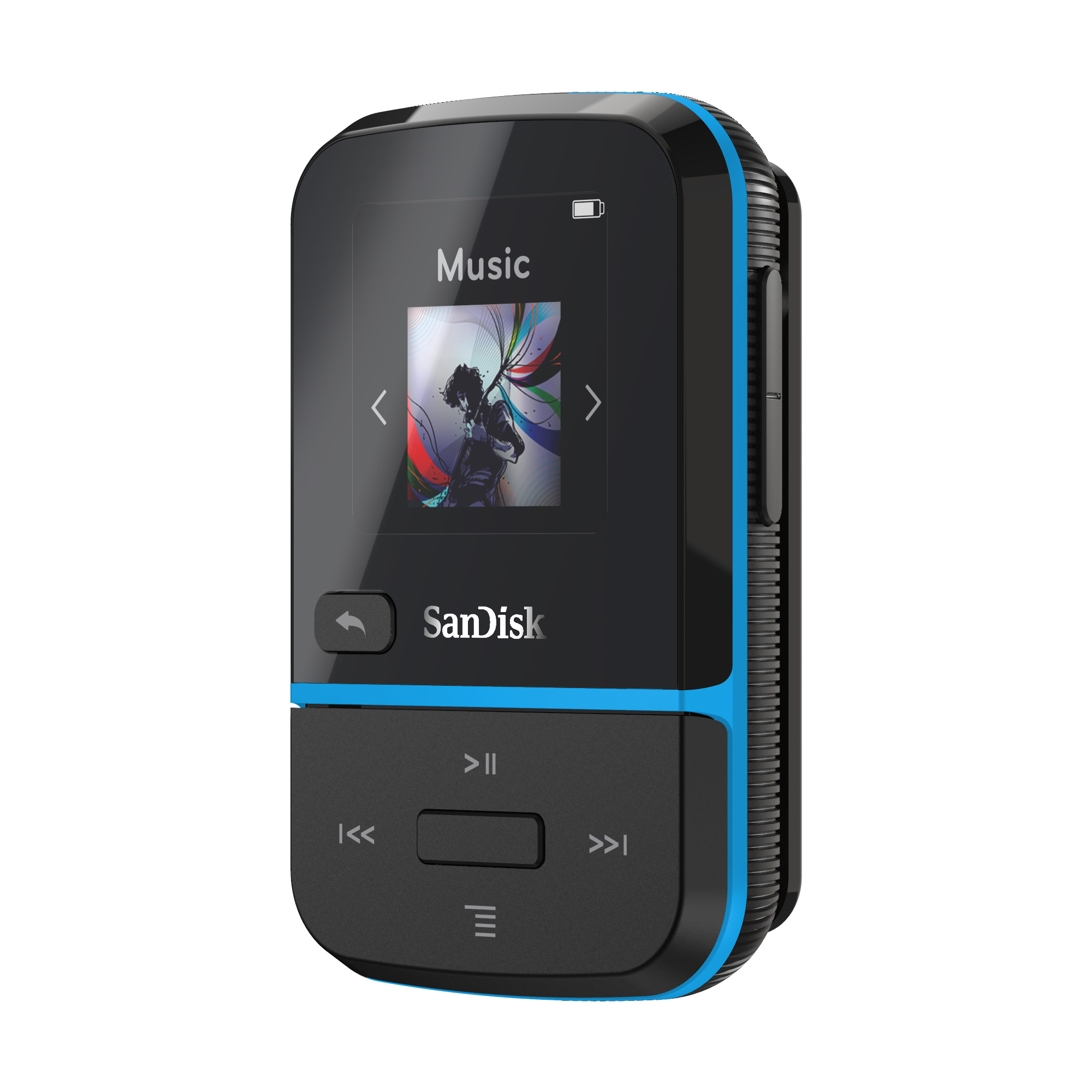 SanDisk Clip Sport Go Blue 16GB