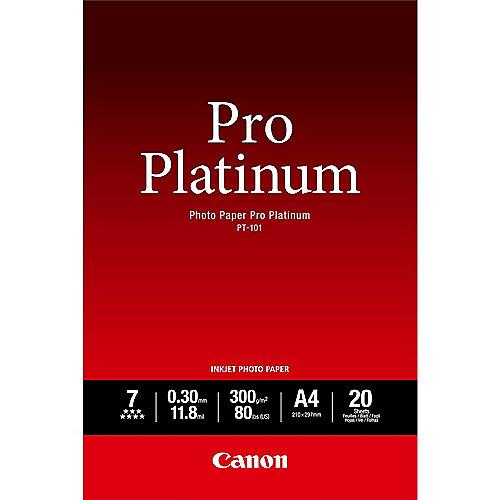 Canon PT-101 A4 Photo Paper Pro Plat.