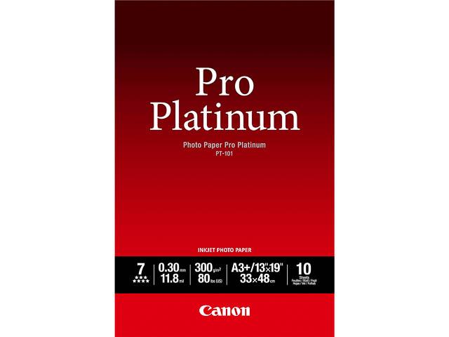 Canon PT-101 A3+ Photo Paper Pro Plat.