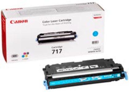 Canon 717C Tonermodul 717 cyan