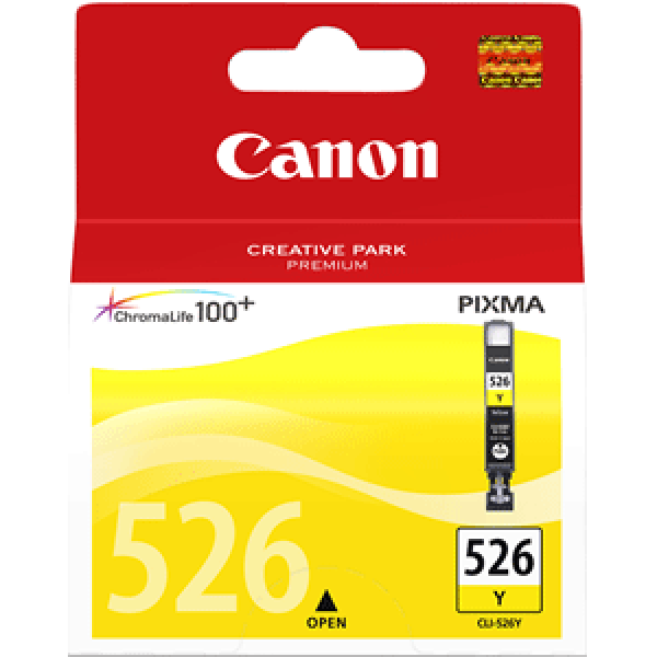 Canon CLI-526Y Yellow 9ml