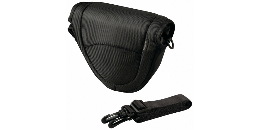 Sony LCS-EMC Soft Tasche Black