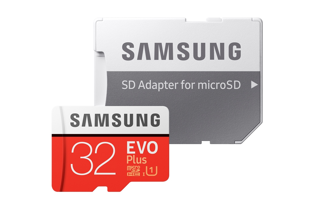 Samsung Evo+ microSDHC 95MB/s 32GB U1