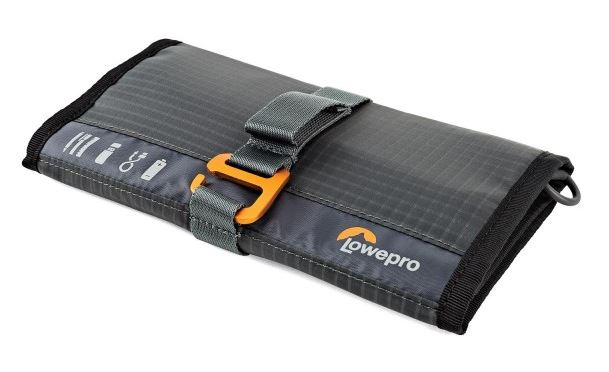 Lowepro GearUp Wrap, grau/orange