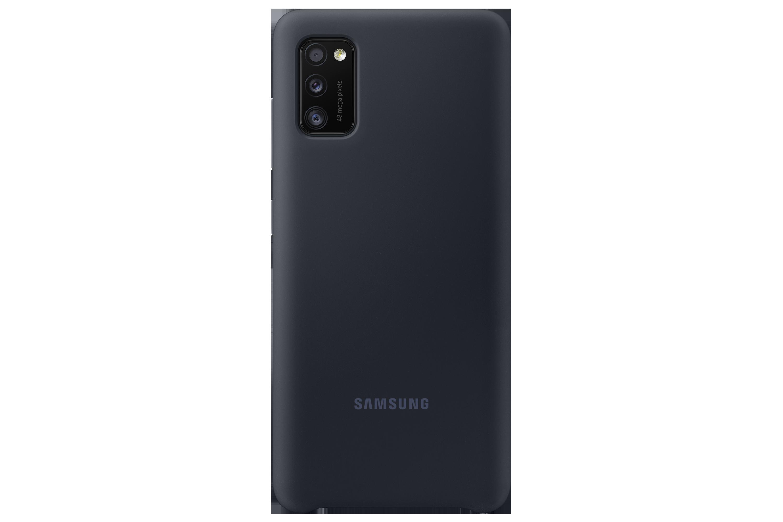 Samsung Galaxy A41 Silicone Cover black
