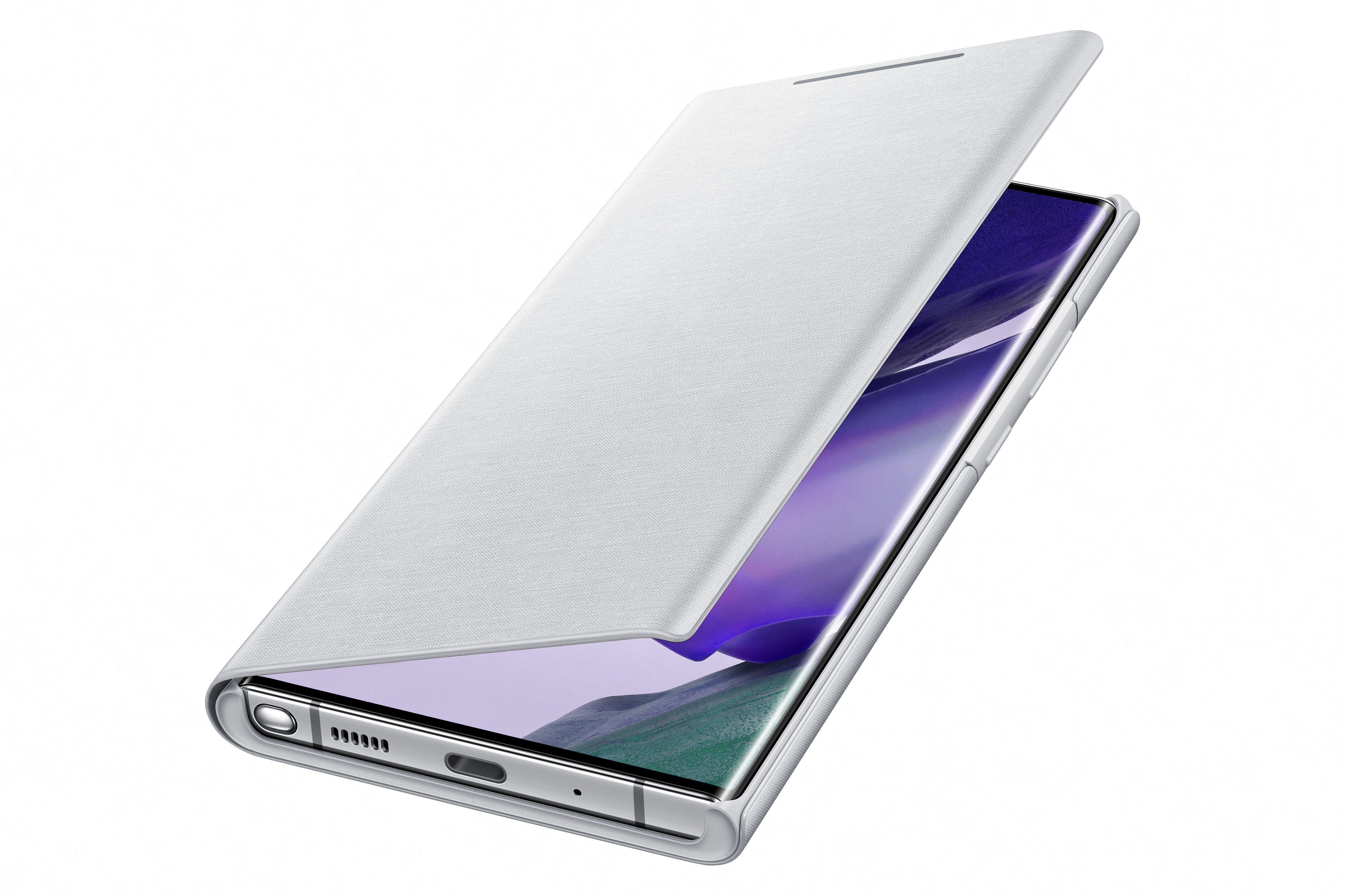 Samsung Note 20 Ultra LED View Cover whi